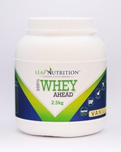 Leap Nutrition Whey Ahead