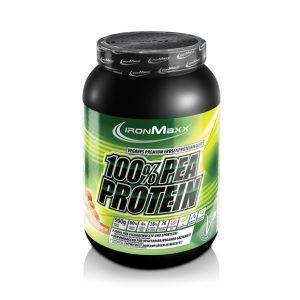 Ironmaxx 100% Pea Protein – 900g