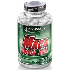 Ironmaxx MACA Caps