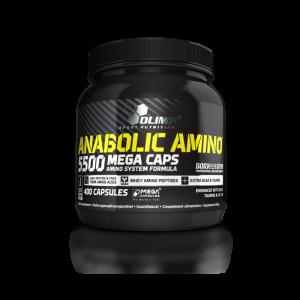 Olimp Anabolic Amino – 5500 Mega Caps