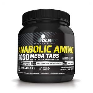 Olimp Anabolic Amino 9000 Mega Tabs – 300 tabs