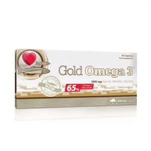 Olimp Gold Omega 3 – 60 caps