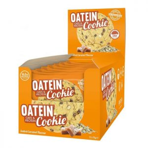 Oatein Cookies – Box of 12