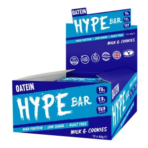 Oatein Hype Protein Bars – Box of 12