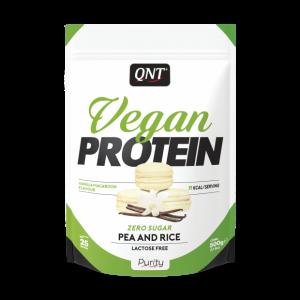 QNT Vegan Protein Powder – 500g