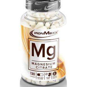 Ironmaxx Magnesium (130 Capsules)