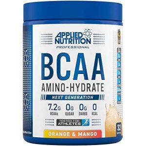 Applied Nutrition BCAA Amino Hydrate Orange & Mango