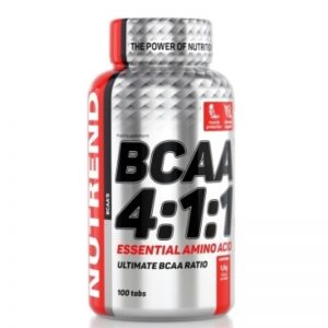 Nutrend BCAA 4:1:1 Tablets