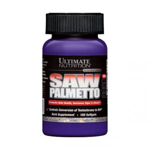 Ultimate Nutrition Saw Palmetto