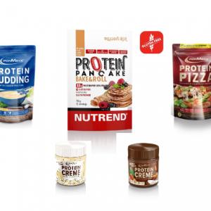 Protein Snacks Bundle