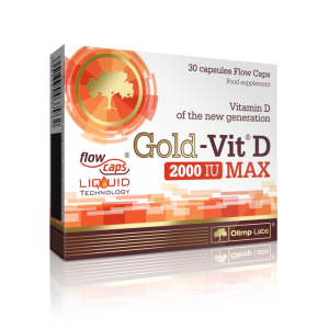 Olimp Gold – Vit D MAX