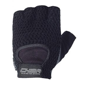 CHIBA 30410 Athletic Black Gloves