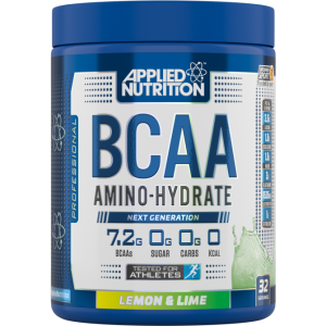 Applied Nutrition BCAA Amino Hydrate Lemon & Lime 450g