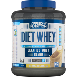 Applied Nutrition Diet Whey Banana Milkshake