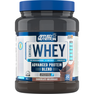 Applied Nutrition Critical Whey Chocolate 450g