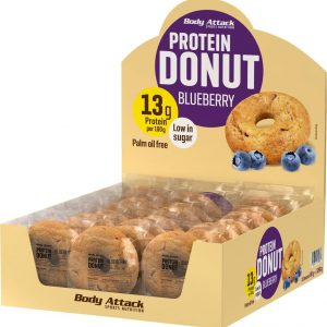 Body Attack Protein Donut