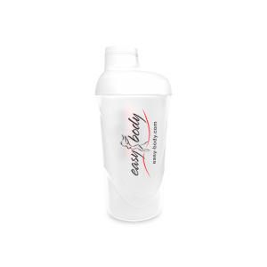 QNT EasyBody Shaker White 600mL
