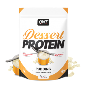 QNT Protein Pudding White Chocolate