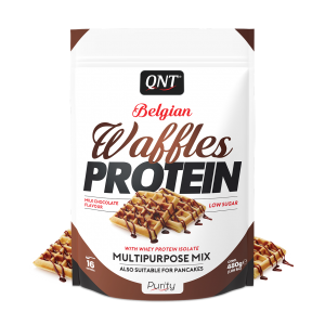 QNT Protein Waffles