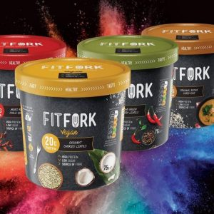 FitFork Meal Pots – Box of 12