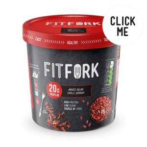 FitFork Mixed Bean Chilli Quinoa
