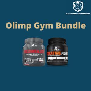 Olimp Redweiler + Olimp Creatine Monohydrate