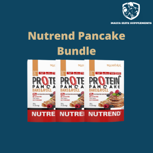 Nutrend Protein Pancakes – X3 Offer