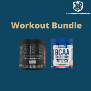 Applied Nutrition ABE Pre Workout + Applied Nutrition BCAA Amino Hydrate