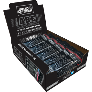 Applied Nutrition ABE (All Black Everything) Pre-Workout Gel Box (20x60g) – Cherry Cola