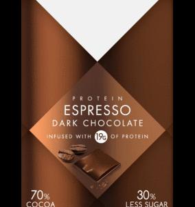 Cocoa+ Dark Chocolate Espresso 70g