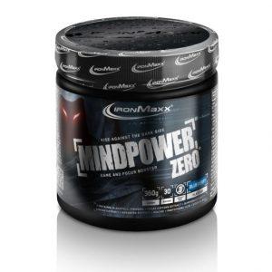 Ironmaxx Mindpower Zero Powder Blueberry 360g