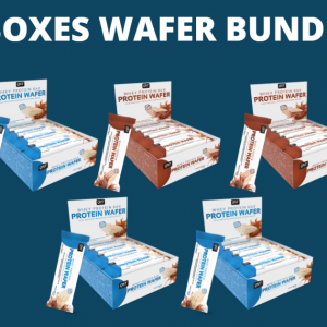 QNT Protein Wafers Bundle – 5 Boxes