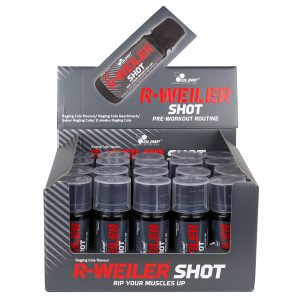 Olimp Redweiler Shot 60ml – Box of 20