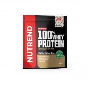 Nutrend 100% Whey Protein 1KG