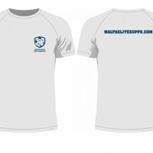 Malta Elite Supplements T-Shirt – White