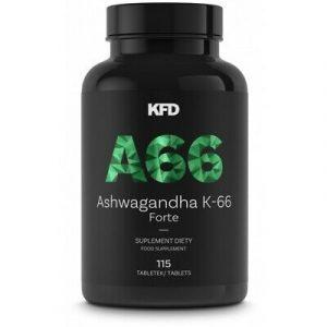 KFD Ashwagandha K-66+ Forte 115 Tablets