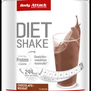 Body Attack Diet Shake – 430g