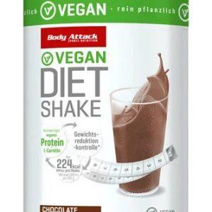 Body Attack Vegan Diet Shake