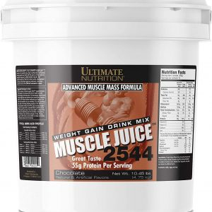 Ultimate Nutrition Muscle Juice 2544 Weight Gainer 4.75KG