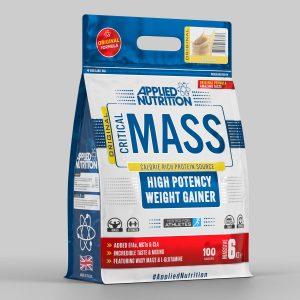 Applied Nutrition Critical Mass – 6KG