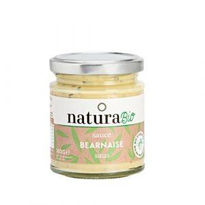 Natura Bio Bearnaise Sauce – 160g
