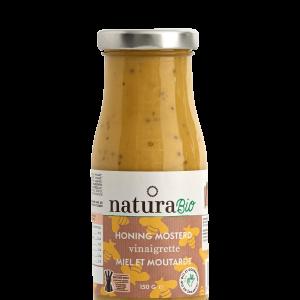 Natura Bio Honey Mustard – 150g
