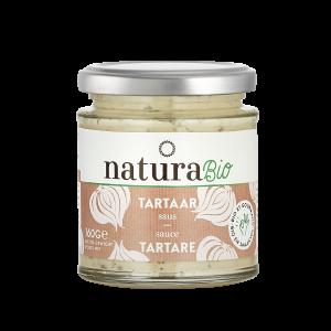 Natura Bio – Tartare Sauce – 160g