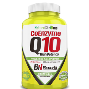 Beverly Nutrition CoEnzyme Q10 60 Caps