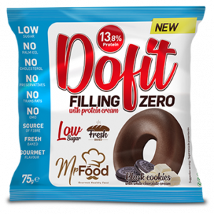 Beverly Nutrition Dofit Donuts – Black Cookies