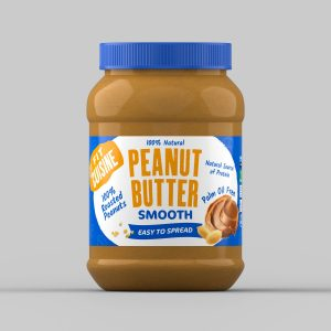 Applied Nutrition Peanut Butter Smooth 1Kg